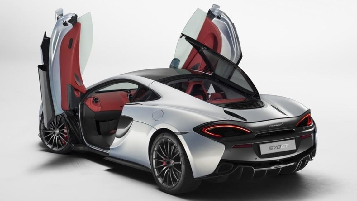 McLaren 570GT, per correre e per viaggiare