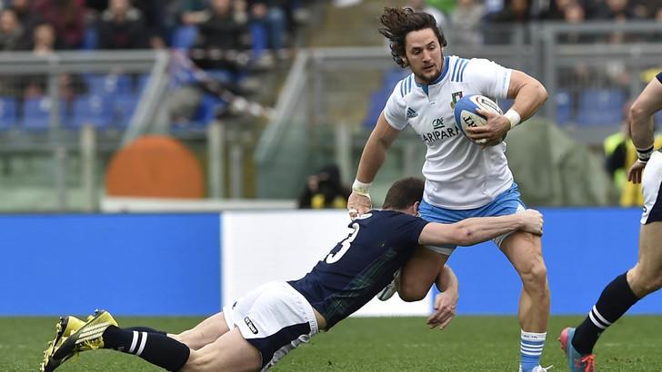 Rugby, Sei Nazioni: Italia-Scozia in diretta