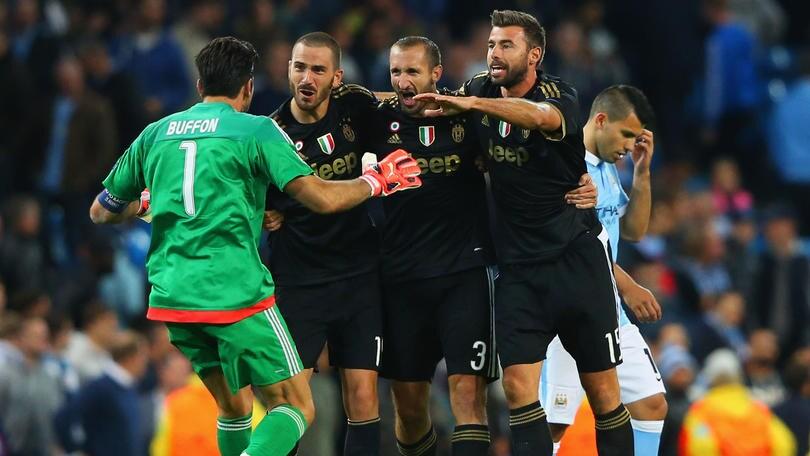 Juventus, un bunker da Oscar