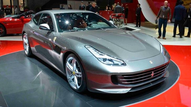 Salone di Ginevra: Ferrari GTC4 Lusso