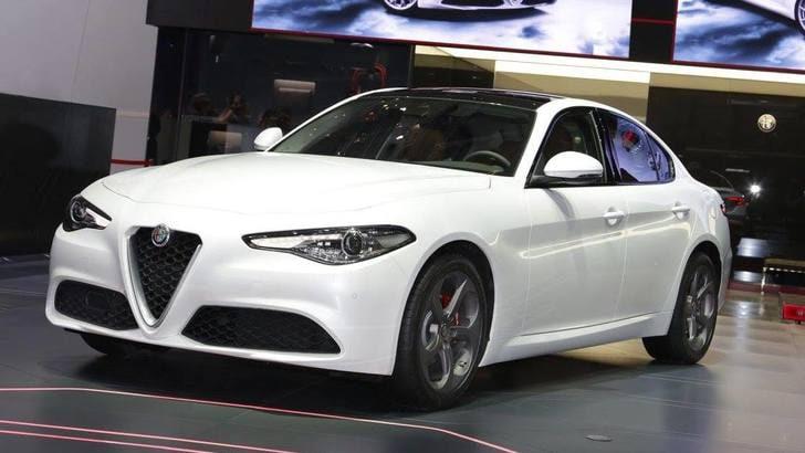 Salone di Ginevra: Alfa Giulia, la gamma completa