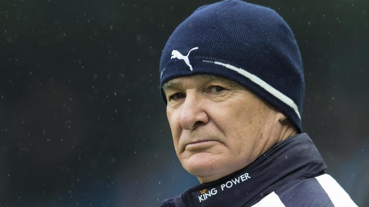 Premier, i bookie eleggono Ranieri allenatore dell'anno