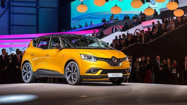 Nuova Renault Scénic, più sicura e anche ibrida