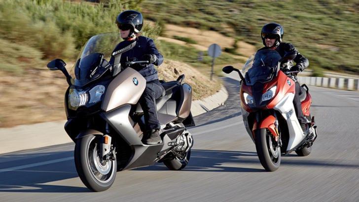 Motodays, BMW: test scooter e novità Scrambler