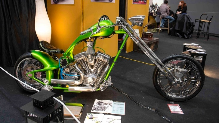 Motodays, in mostra special e cafe racer