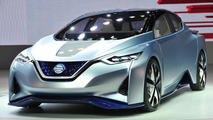 Nissan e i tre pilastri per la mobilità del futuro
