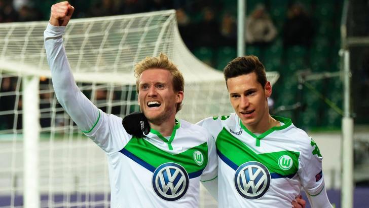 Champions League: Wolfsburg-Gent 1-0, tedeschi avanti