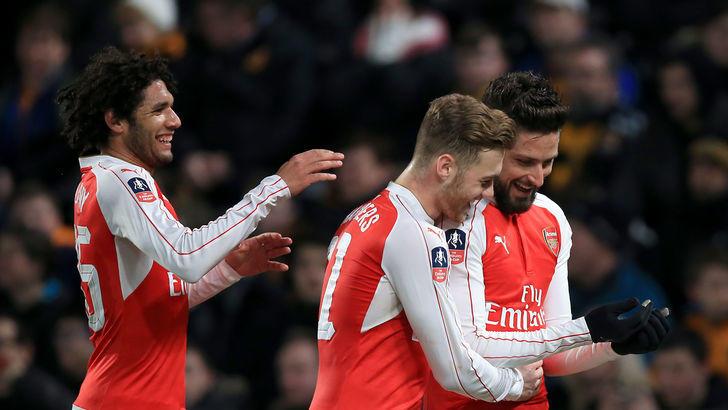 Fa Cup, Hull City ko: Arsenal vince il replay 4-0 e vola al 6° turno