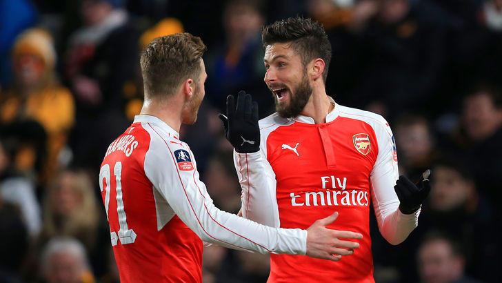 Fa Cup, Arsenal favorito per la coppa