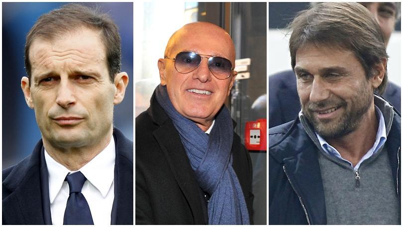 Sacchi attacca la Juventus: «Allegri, non basta vincere. Conte? Fenomeno»