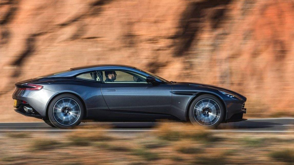 Nuova Aston Martin DB11, più potente che mai