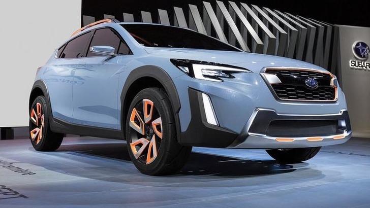 Subaru XV Concept: il SUV è quasi pronto