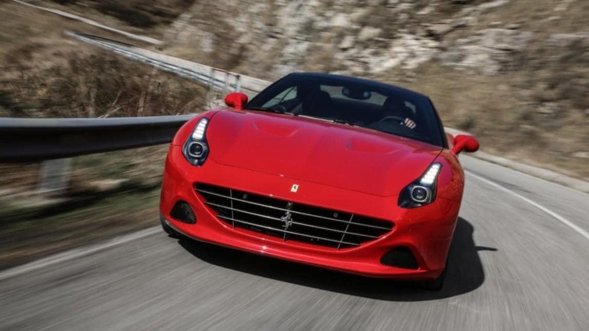 Ferrari California T Handling Speciale, prova su strada