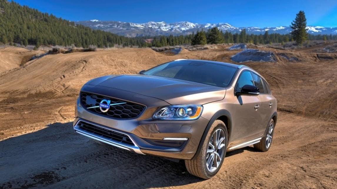 Volvo V60 Cross Country, impressioni di guida