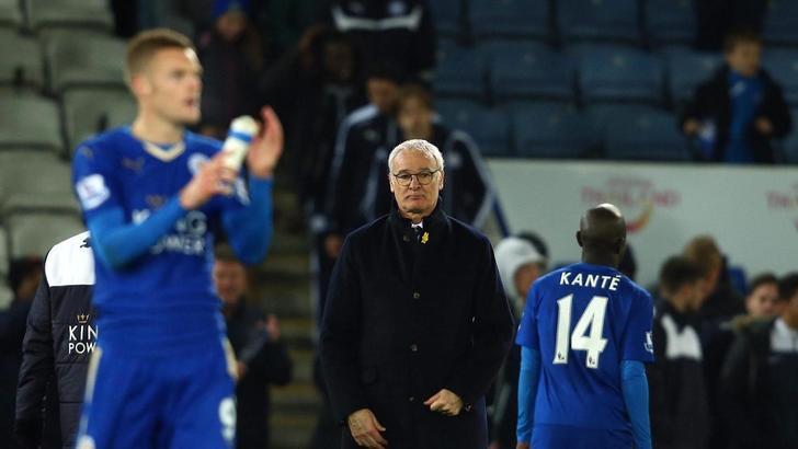 Premier, tris del Leicester in lavagna