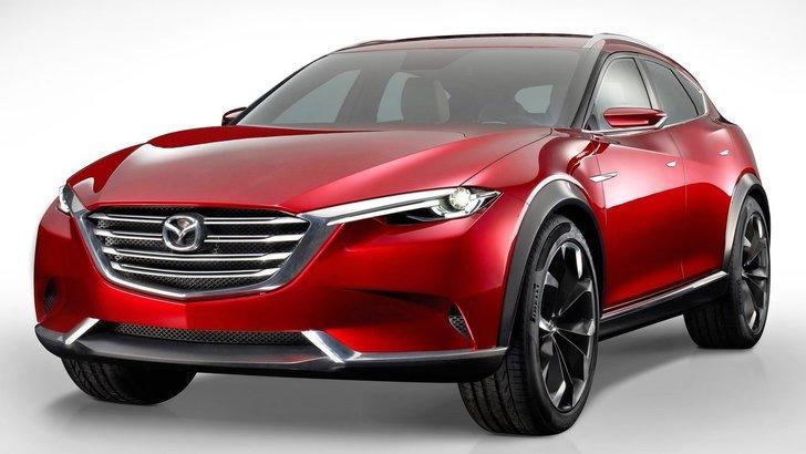 Mazda CX-4, il SUV medio debutta a Pechino