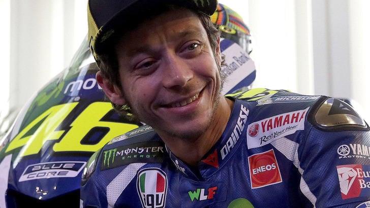 MotoGp, Rossi: «Ho 40 anni? L'importante è essere competitivi»