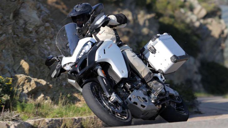 Ducati Multistrada 1200 Enduro: super offroad