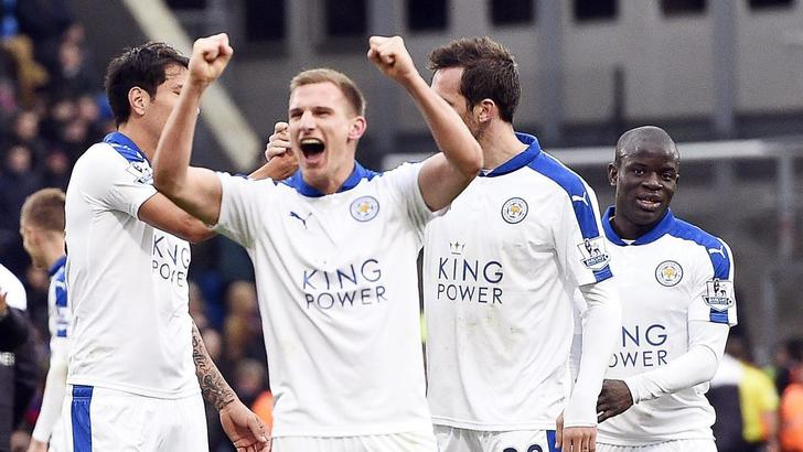 Premier League: Crystal Palace-Leicester 0-1, titolo vicino