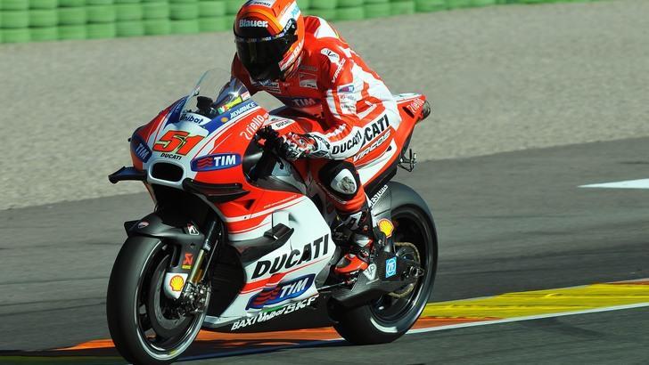 MotoGP Ducati, Octo Pramac: «Pirro sostituirà Petrucci»