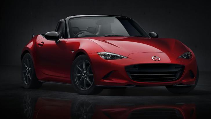 Mazda MX-5, per gli USA è auto dell'anno