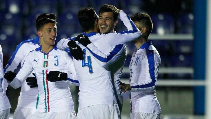 Under 21: Irlanda-Italia 1-4, 82' autogol Lenihan