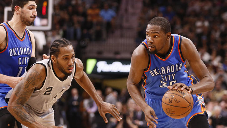 Anthony doma i Bulls, Durant salva OKC