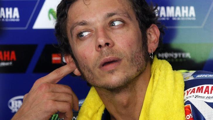 MotoGp Argentina, Rossi attacca Marquez: «C'è da farsi male, va fermato»
