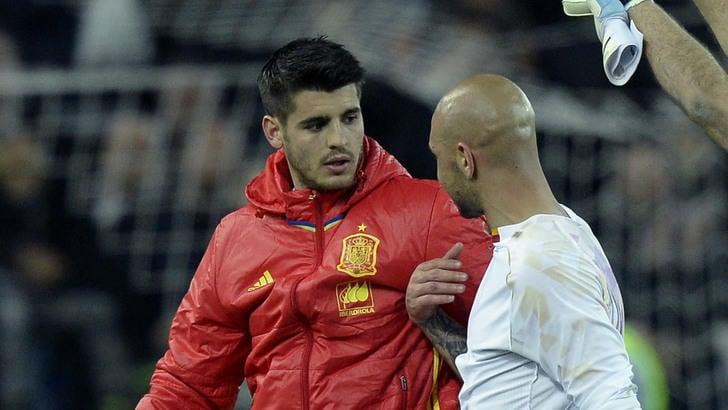 Allegri rinnoverà fino al 2018 | occhi del Real su Morata