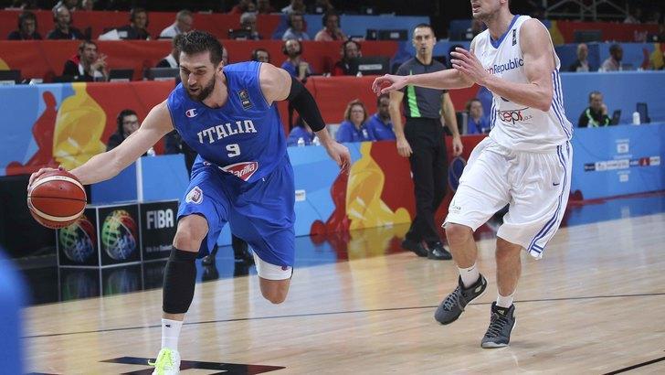Basket Nazionale, Bargnani si prepara a Roma con Calvani