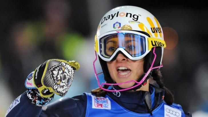 Sci: Irene Curtoni al 4° titolo nazionale nello slalom