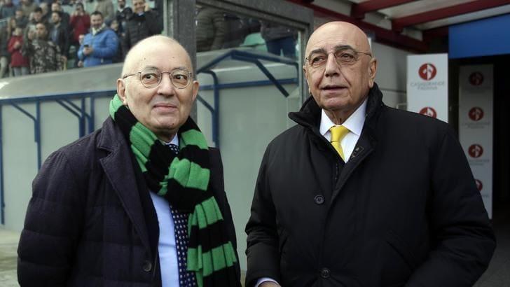 Panchina Milan: Squinzi mette fretta a Berlusconi per Di Francesco