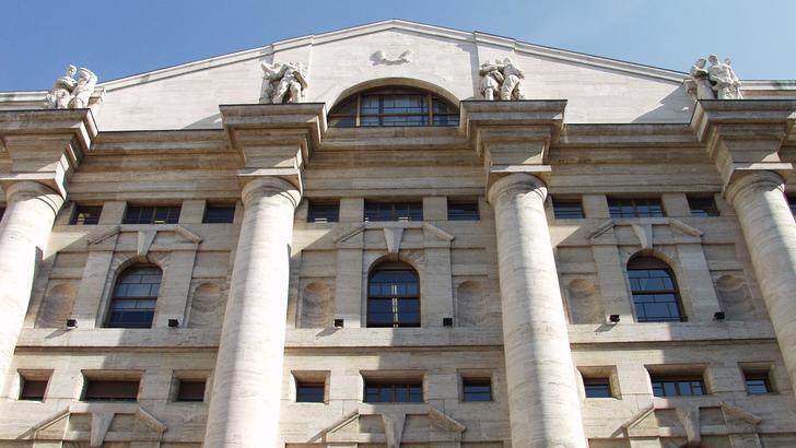 Borsa Milano chiude in calo, -1,41%
