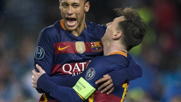 Liga, Barça avanti nel Clasico