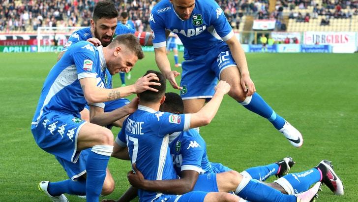 Serie A, Carpi Sassuolo 1 3: Di Francesco sogna l'Europa