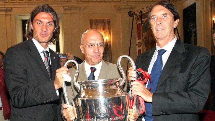 Paolo Maldini: «Quel messaggio speciale quando alzai la Champions»