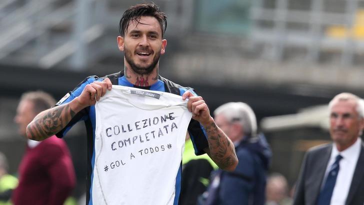 Serie A: magia di Pinilla e crollo Milan, solo pari per la Fiorentina