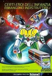 Super Robot - Fumetti