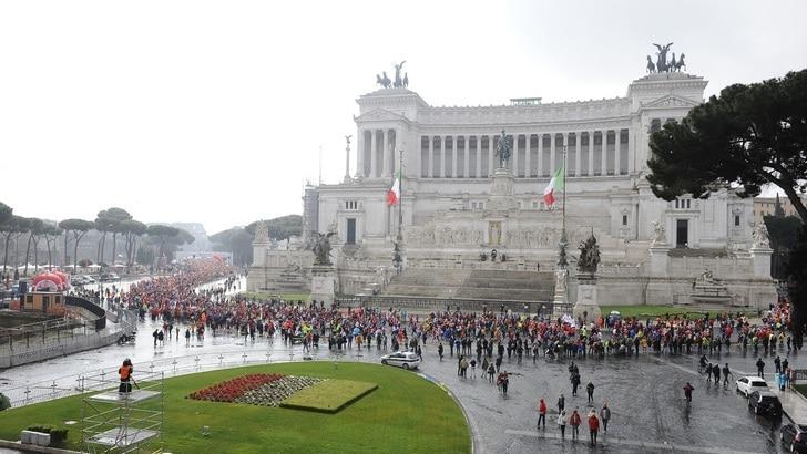 Tuttorunning: Maratona di Roma, di corsa nella storia