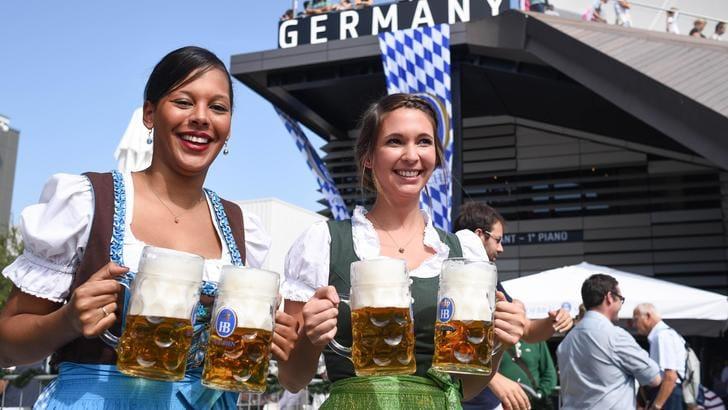 Una birra dopo l'attività fisica è meglio degli integratori