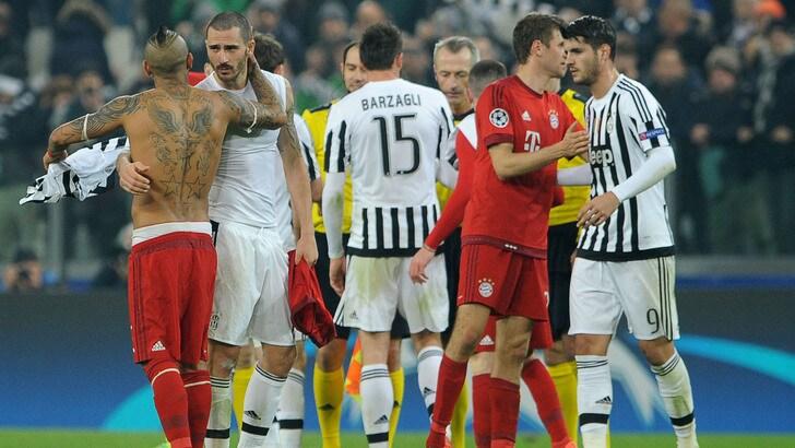 Dal fallo di Bovo a quello di Vidal, quello che la Juve non dice...