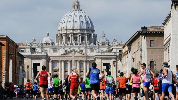 Maratona di Roma, che festa per i runner nella Capitale!