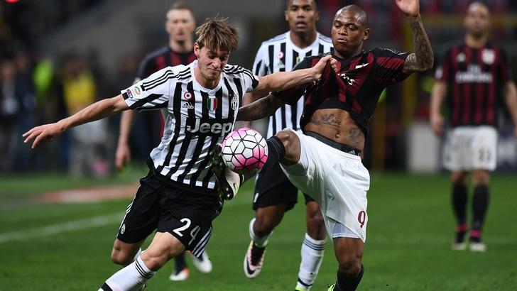 Juventus: Rugani campione di correttezza, 50 gare senza gialli