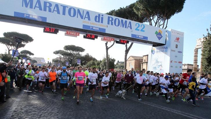 Maratona di Roma 2016, le storie più curiose dei protagonisti