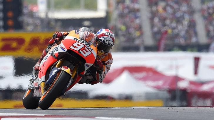 Valentino Rossi vince ad Jerez de la Frontera