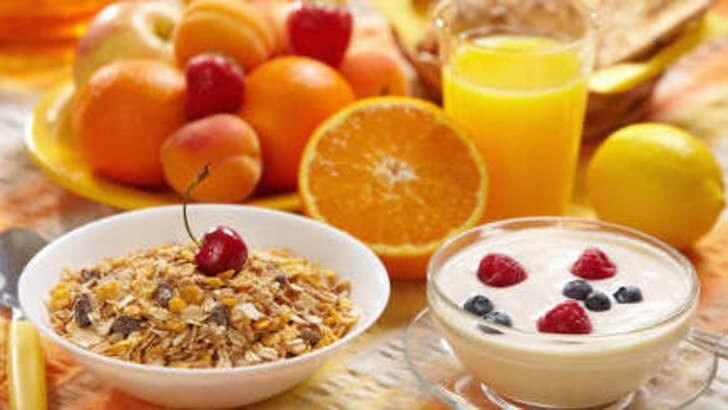 La colazione per ogni sport! Ecco i menù
