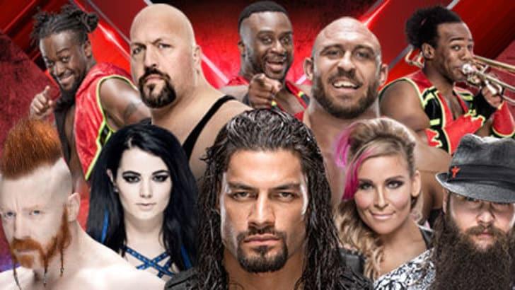 WWE Wrestlemania. Stasera a Milano e domani a Firenze il Live Show