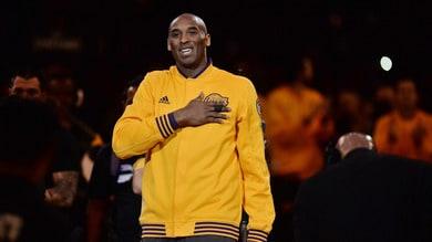 NBA, Kobe Bryant: rinviato l'ingresso nella Hall of Fame