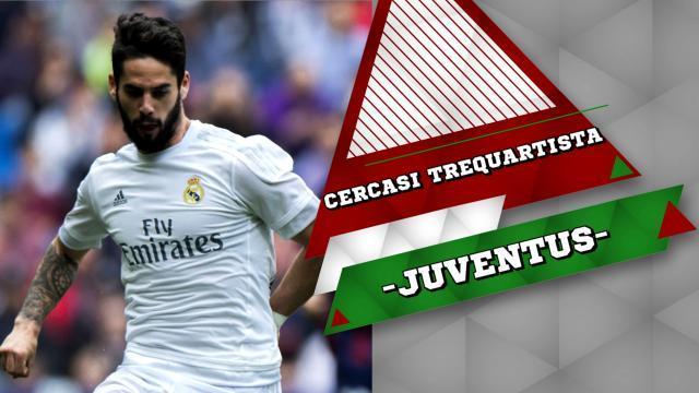 Juventus, obiettivo primario il trequartista