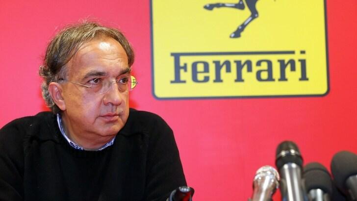 "Marchionne: ""Ferrari via da Maranello? Non scherziamo"""